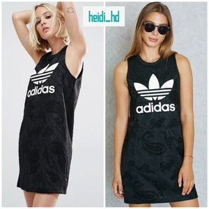 Adidas Originals Trefoil Tank Dress